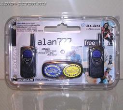 Alan 777 (блистер) - фото 1