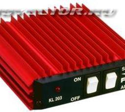 Усилитель RM KL-203 - фото 1