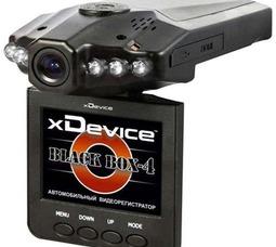 Видеорегистратор xDevice BlackBox-4 / Black Box-4 - фото 1