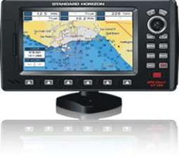 фото CP300 GPS карт-плоттер Standard Horizon