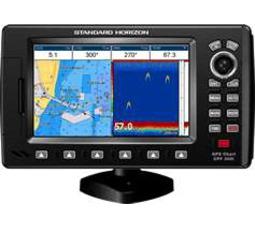 CPF300i GPS карт-плоттер Standard Horizon - фото 1