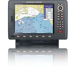 фото CP500 GPS карт-плоттер Standard Horizon