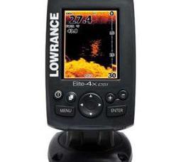 Эхолот-сканер Elite 4x DSI (DownScan Imaging™) - фото 1
