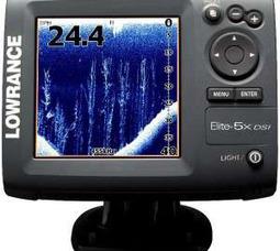 Эхолот-сканер Lowrance Elite 5x DSI - фото 1