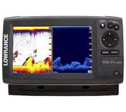 фото Эхолот Lowrance Elite 7x HDI (Hybrid Dual Imaging™)