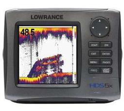 Эхолот Lowrance HDS 5x Gen2 - фото 1