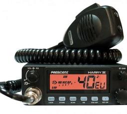 фото Автомобильная радиостанция President Harry III ASC