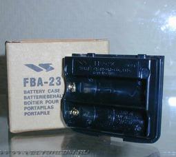 FBA-23 Контейн. под батар. для VX-5R,7R - фото 1