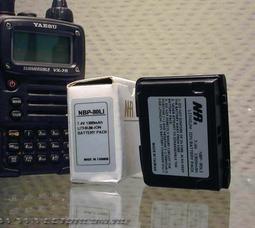 FNB-80LIАккумулятор для VX-5R, 7R Li-on - фото 2