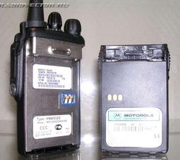 Motorola GP 344 VHF/UHF - фото 1