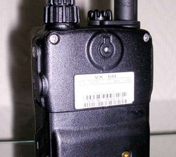 YAESU VX - 6R,  1000 каналов, сканер, водозащита. - фото 2